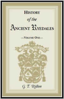 History of the Ancient Ryedales