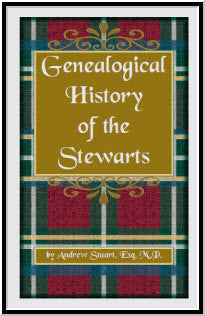 Genealogical History of the Stewarts