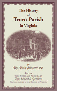 The History of Truro Parish in Virginia