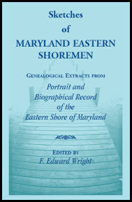 Sketches of Maryland Eastern Shoremen