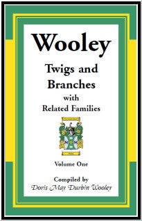 Wooley Twigs and Branches with Related Families