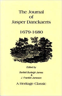 The Journal of Jasper Danckaerts, 1679-1680