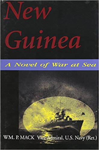 New Guinea: A Novel of War at Sea