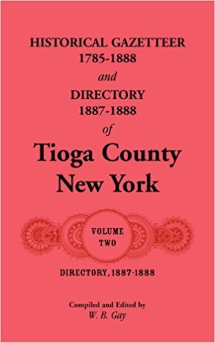Directory, 1887-1888 of Tioga County, New York