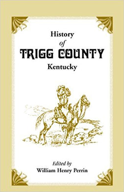 History of Trigg County, Kentucky