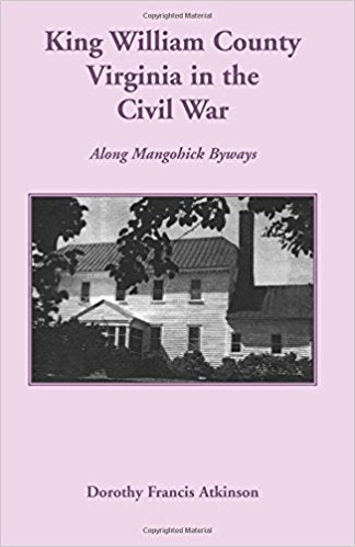 King William County in the Civil War, Along Mangohick Byways
