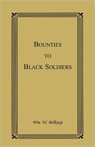 Bounties to Black Soldiers