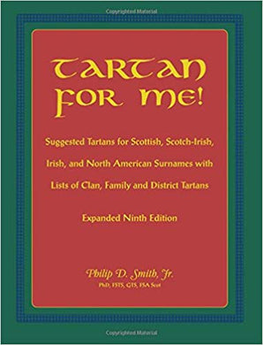 Tartan For Me! Expanded Ninth Edition