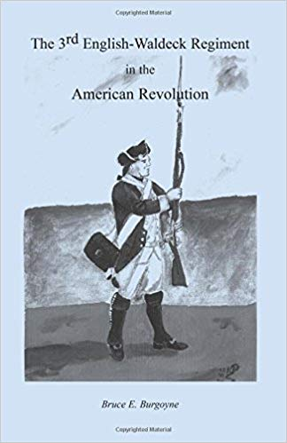 The Third English-Waldeck Regiment in the American Revolutionary War