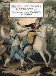 Revolutionary Patriots of Buckingham County, Virginia