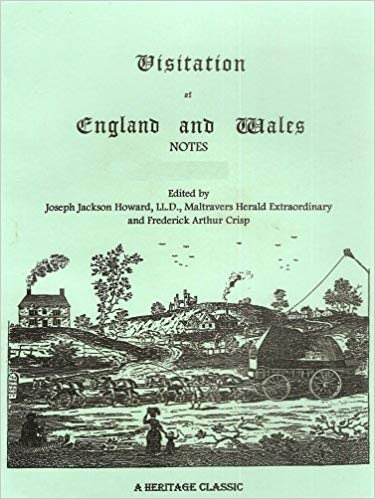Visitation of England and Wales Notes : Volume 5, 1903