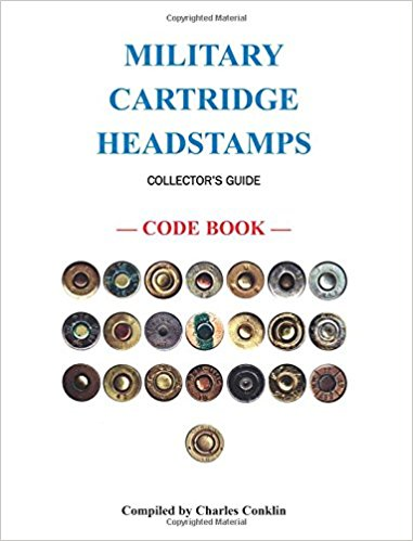 Military Cartridge Headstamps Collectors Guide