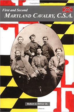 First and Second Maryland Cavalry, C. S. A.