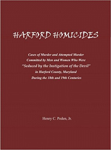 Harford (Maryland) Homicides