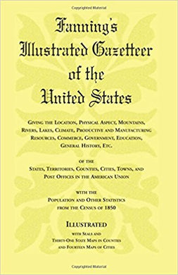 Fanning's Illustrated Gazetteer of the United States