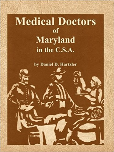 Medical Doctors of Maryland in the C.S.A.