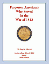 Forgotten Americans who served in the War of 1812