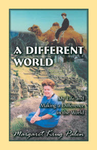 A Different World: My Life and Making a Difference in the World.