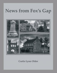 News from Fox's Gap