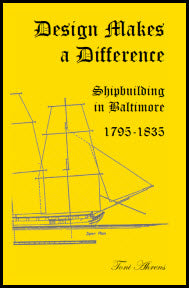 Design Makes a Difference: Shipbuilding in Baltimore, 1795-1835