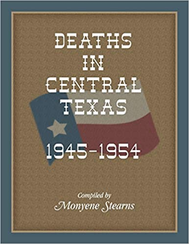 Deaths in Central Texas, 1945-1954