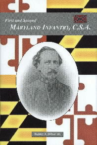 First and Second Maryland Infantry, C.S.A.