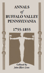 Annals of Buffalo Valley, Pennsylvania