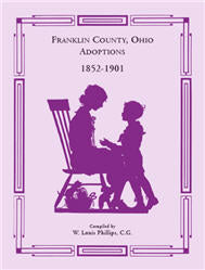 Franklin County, Ohio Adoptions, 1852-1901