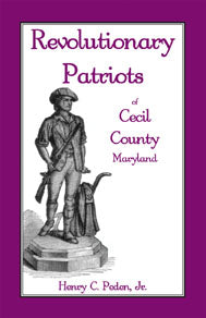 Revolutionary Patriots of Cecil County, Maryland