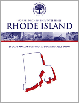 NGS Research in the States: Rhode Island