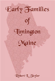 Early Families of Limington, Maine