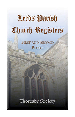 Leeds Parish Church Registers