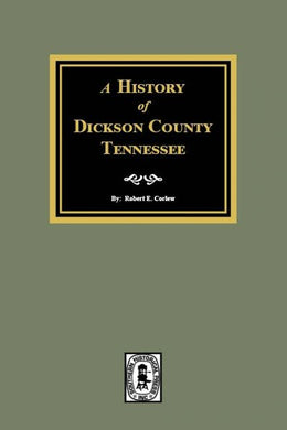 History of Dickson County, Tennessee