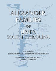 Alexander Families of Upper South Carolina