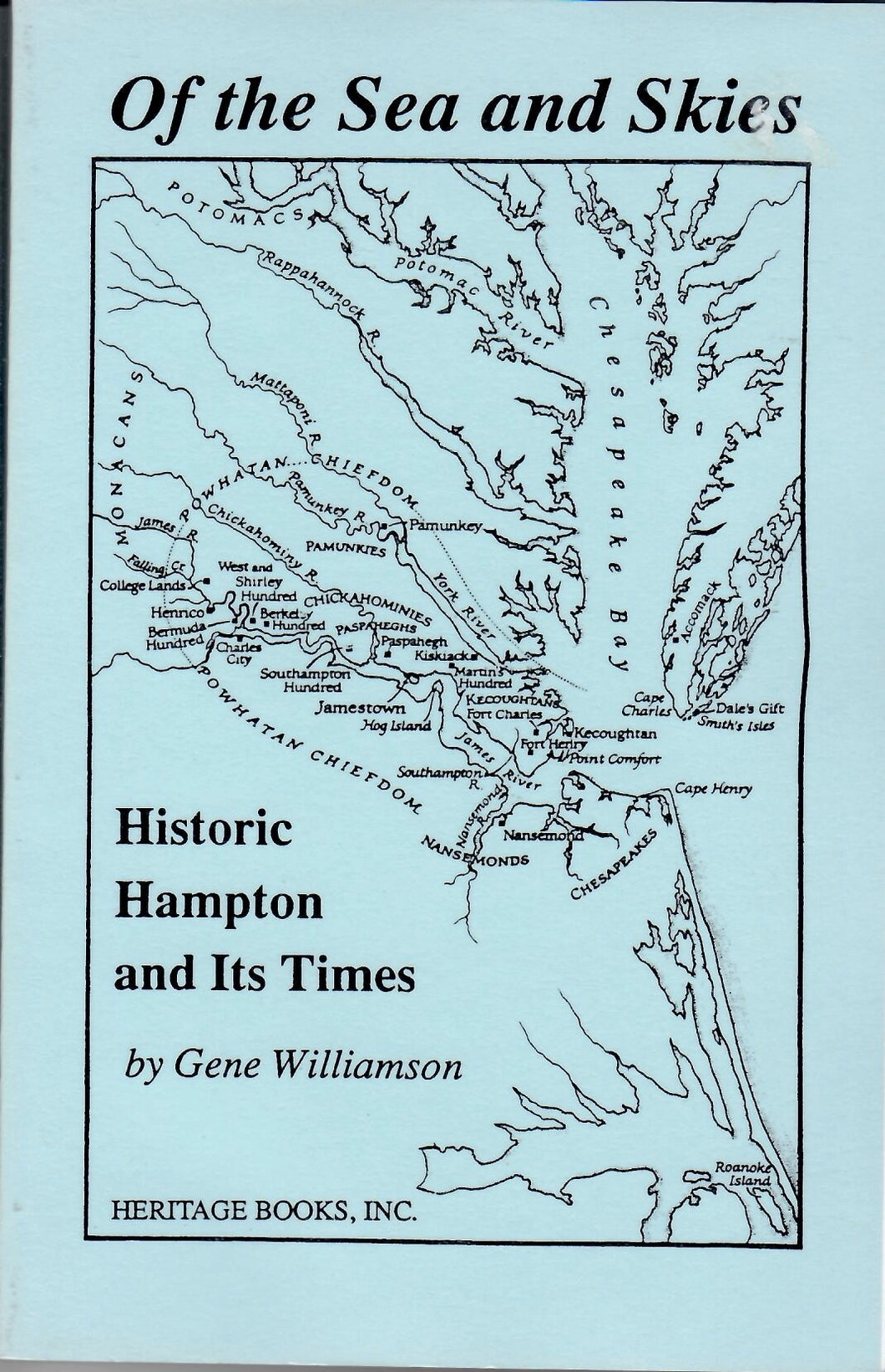 Of The Sea and Skies: Historic Hampton and Its Times