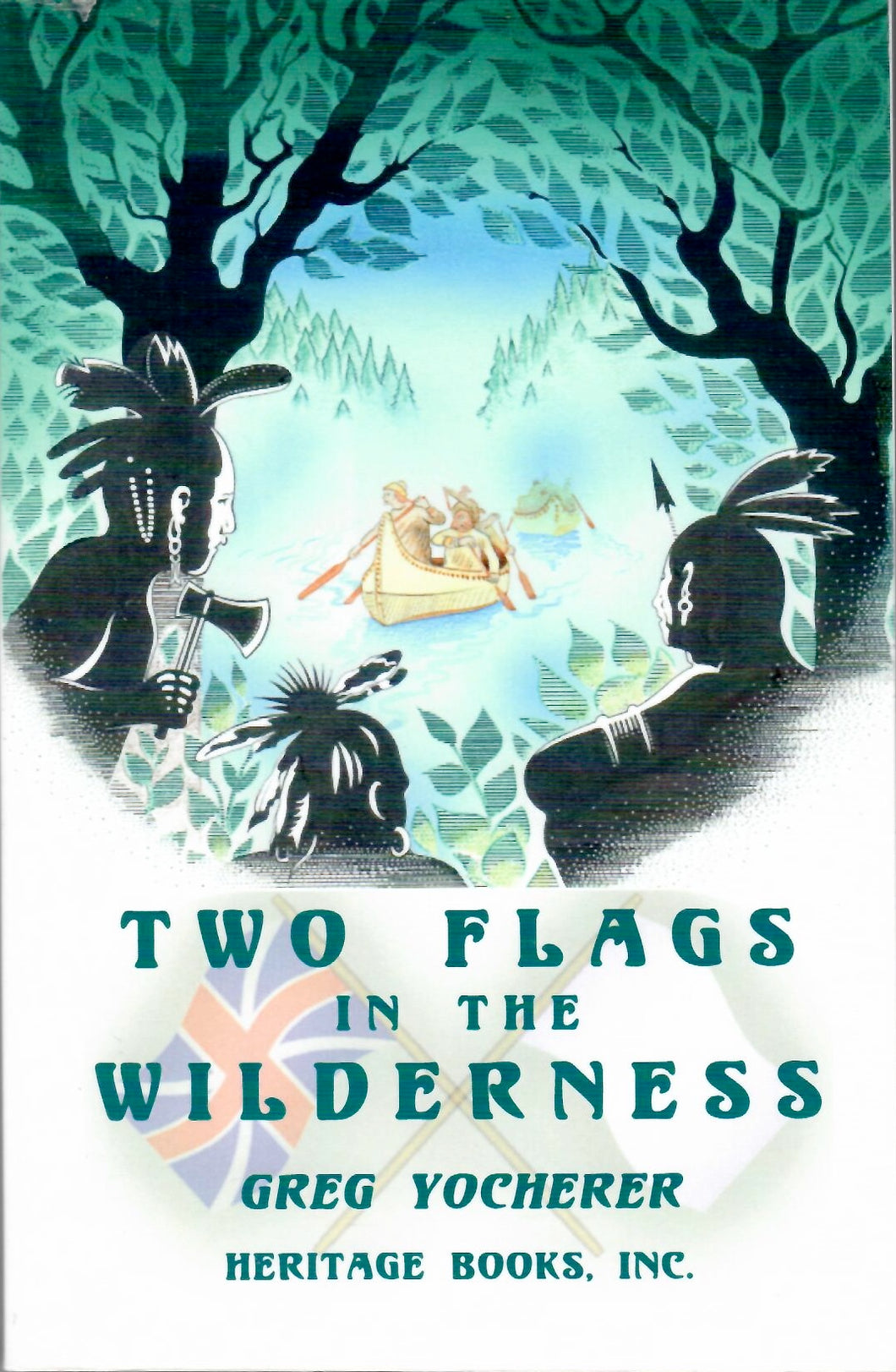 Two Flags In The Wilderness