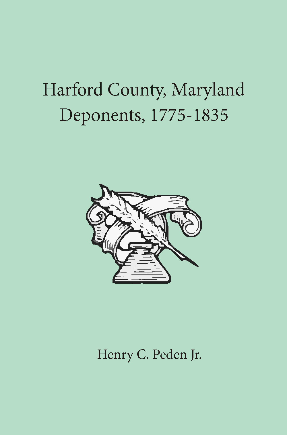Harford County, Maryland Deponents, 1775-1835