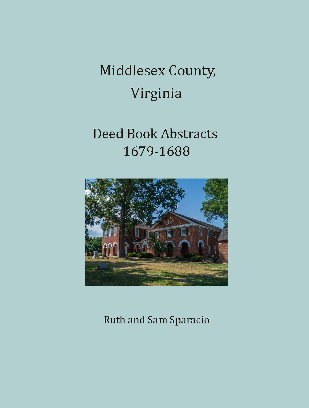 Middlesex County, Virginia Deed Book, 1679-1688