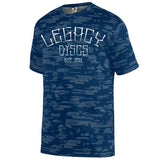 Legacy Discs SLEET WICKING TEE