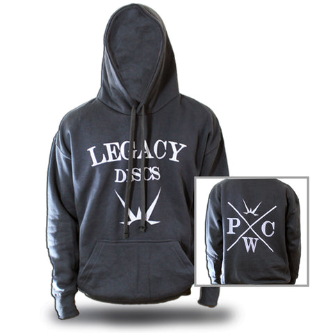 Gray Legacy Discs PWC Hoodie