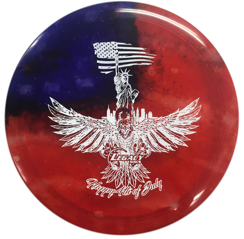 Limited Run 4th of July Flag DYE Pinnacle Pursuit