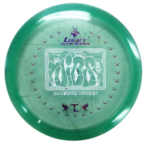 Patrick Brown Team Series Discs