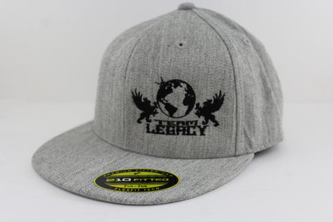Team Legacy Fitted Flex Hat