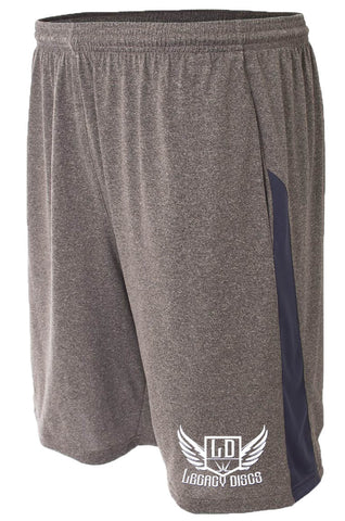 Legacy Discs Wings Shorts with Pockets