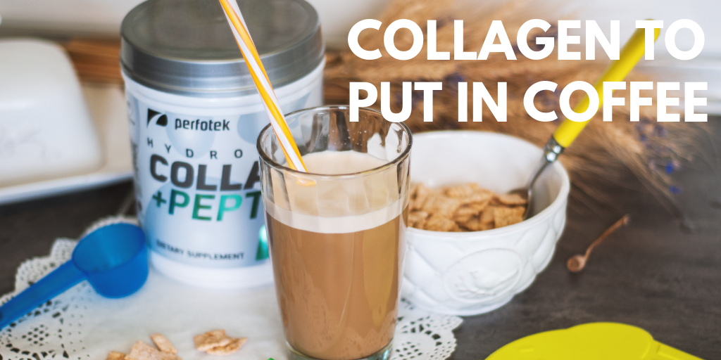 COLLAGEN TO PUT IN COFFEE
