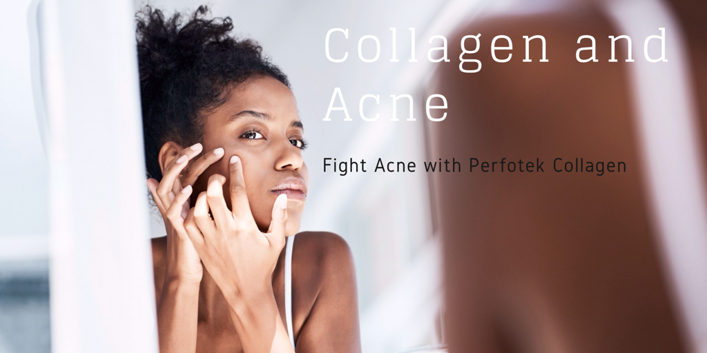 COLLAGEN AND ACNE
