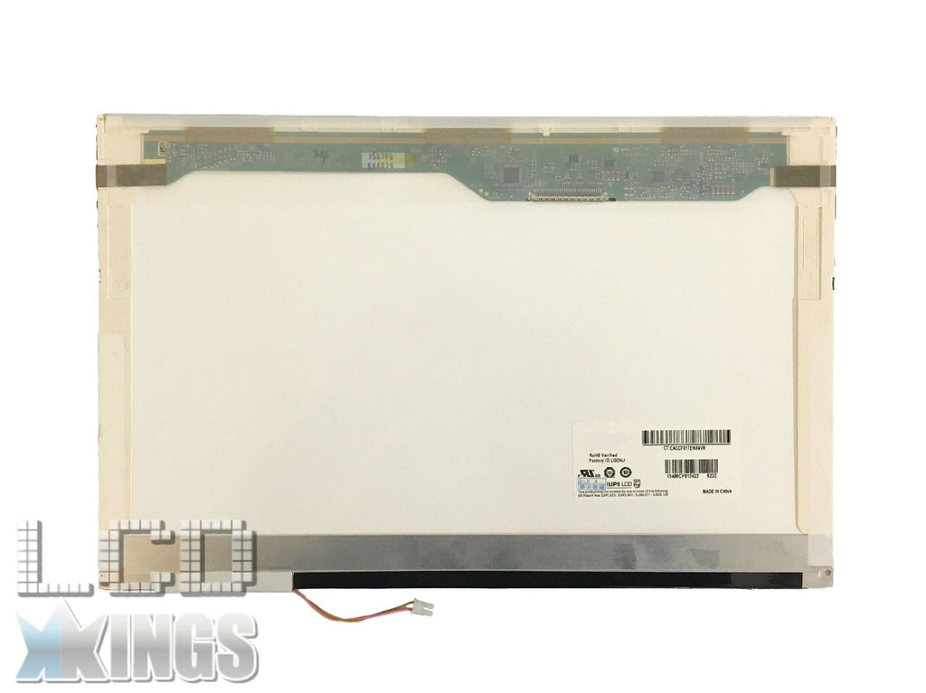 "AU Optronics B154EW02 V6 15.4"" Laptop Screen"