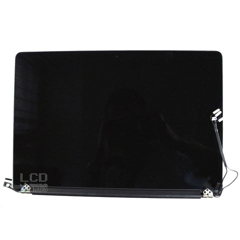 "Apple MID 2013 - MID 2014 MacBook Pro 15"" A1398 Retina Full Assembly Laptop Screen Refurb Lid"
