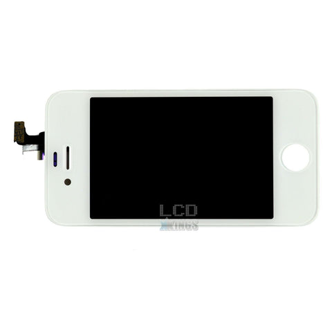 Apple Iphone 4S White Digitizer And Screen Assembly Touch Screen