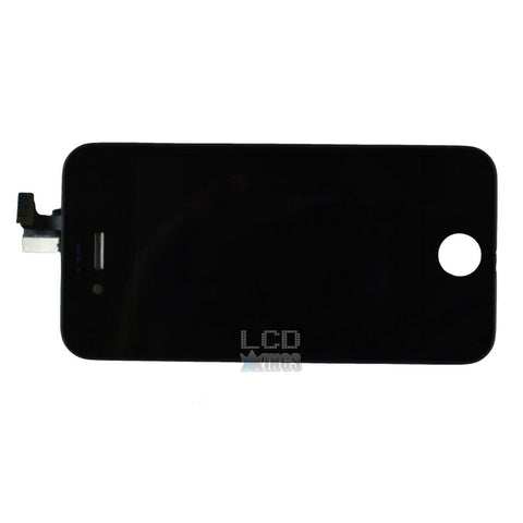 Apple Iphone 4S Black Digitizer And Screen Assembly Touch Screen